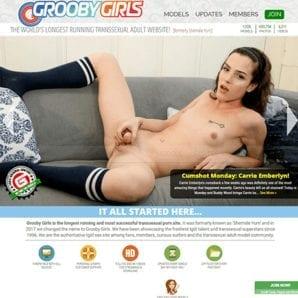 Grooby Girls - goporndude.comgroobygirls